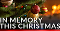 Donation eCard: In Memory this Christmas
